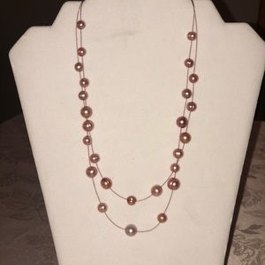 Honors collection pearl necklace NWT